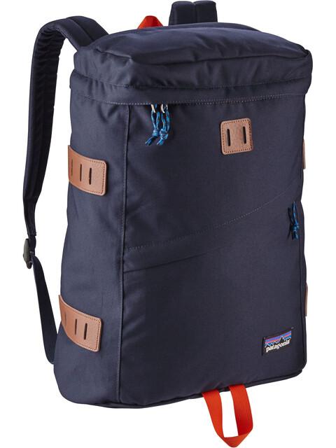 Patagonia Toromiro Pack 22l Navy Blue w/Paintbrush Red